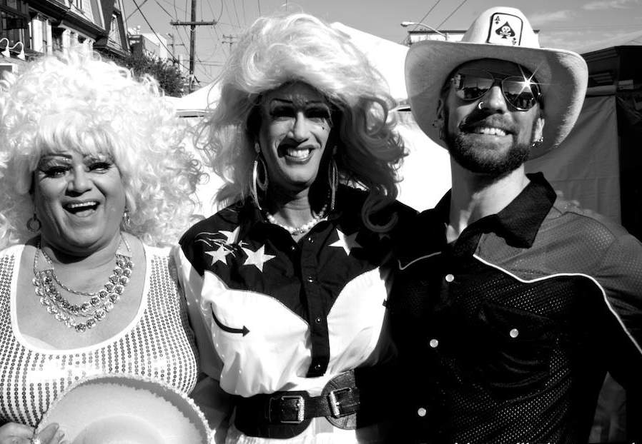 Castro Street Fair 2012