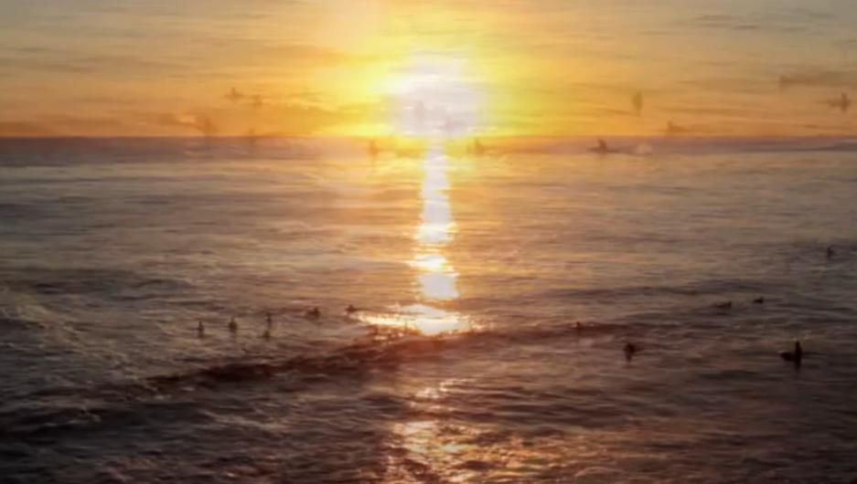 Santa Cruz Sunset 2012
