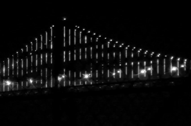 San Francisco -The Bay Lights